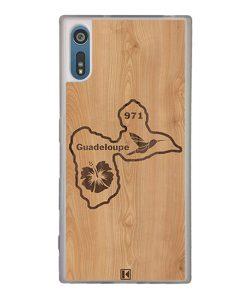 Coque Xperia XZ – Guadeloupe 971