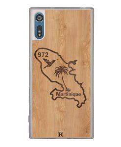 Coque Xperia XZ – Martinique 972