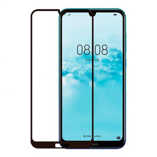 Verre trempé Huawei Y7 2019 - Full Screen Noir