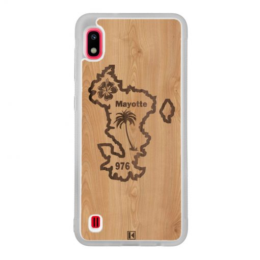 Coque Galaxy A10 – Mayotte 976