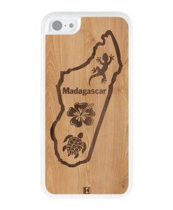 Coque iPhone 5c – Madagascar