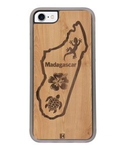 Coque iPhone 7 / 8 – Madagascar