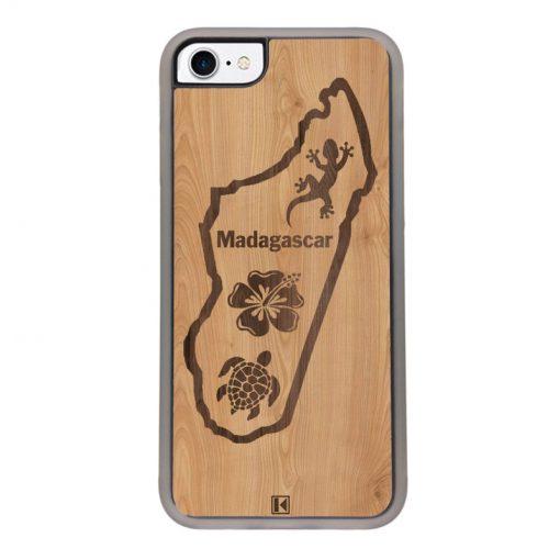 Coque iPhone 7 / 8 – Madagascar