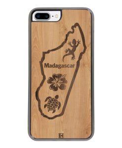 Coque iPhone 7 Plus / 8 Plus – Madagascar