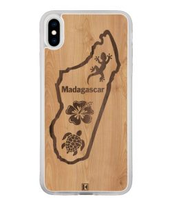 Coque iPhone X / Xs – Madagascar