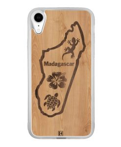 Coque iPhone Xr – Madagascar