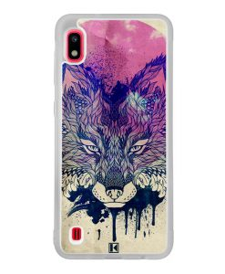 Coque Galaxy A10 – Fox face