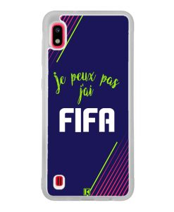 Coque Galaxy A10 – Je peux pas j'ai FIFA