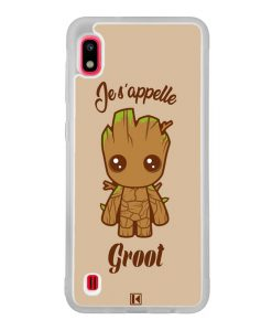 Coque Galaxy A10 – Je s'appelle Groot