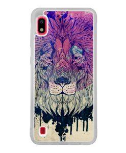 Coque Galaxy A10 – Lion Face