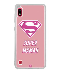 Coque Galaxy A10 – Super Maman