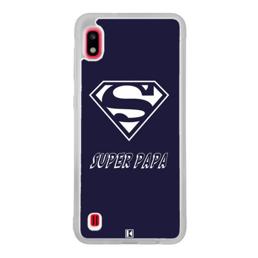 Coque Galaxy A10 – Super Papa