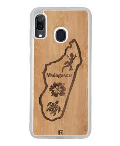 Coque Galaxy A30 – Madagascar