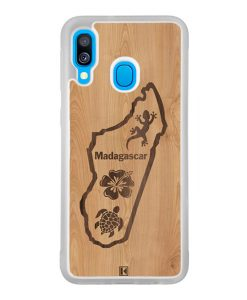 Coque Galaxy A40 – Madagascar