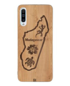 Coque Galaxy A50 – Madagascar