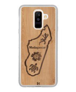 Coque Galaxy A6 Plus – Madagascar