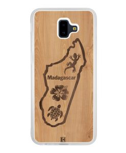 Coque Galaxy J6 Plus – Madagascar