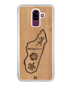 Coque Galaxy J8 2018 – Madagascar