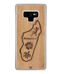 Coque Galaxy Note 9 – Madagascar