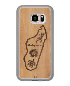 Coque Galaxy S7 – Madagascar