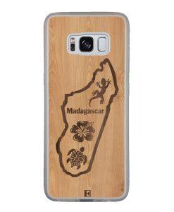 Coque Galaxy S8 – Madagascar