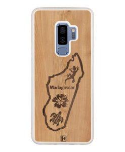 Coque Galaxy S9 Plus – Madagascar