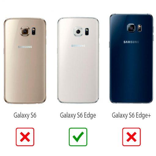 Coque Galaxy S6 Edge – 100% Vegan