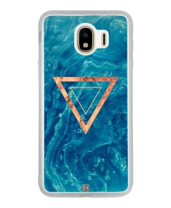 Coque Galaxy J4 2018 – Blue rosewood