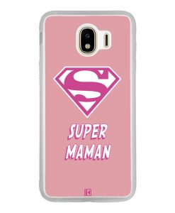 Coque Galaxy J4 2018 – Super Maman