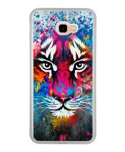 Coque Galaxy J4 Plus – Exotic tiger