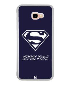 Coque Galaxy J4 Plus – Super Papa