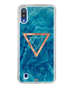 Coque Galaxy M10 – Blue rosewood