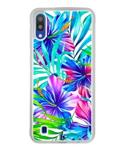 Coque Galaxy M10 – Exotic flowers