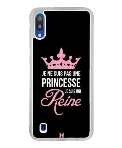 Coque Galaxy M10 – Je ne suis pas une princesse