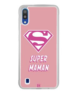 Coque Galaxy M10 – Super Maman