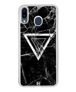 Coque Galaxy M20 – Black marble