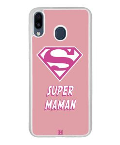 Coque Galaxy M20 – Super Maman