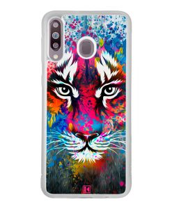 Coque Galaxy M30 – Exotic tiger
