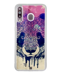 Coque Galaxy M30 – Panda Face