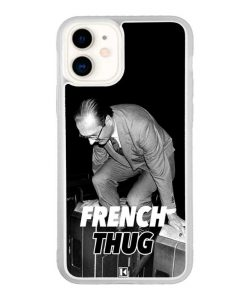 Coque iPhone 11 – Chirac French Thug
