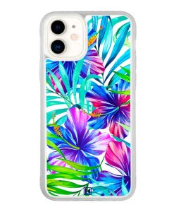 Coque iPhone 11 – Exotic flowers