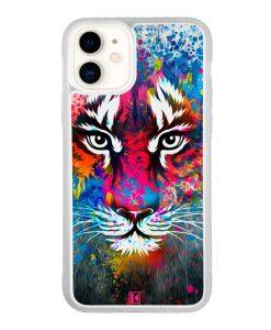 Coque iPhone 11 – Exotic tiger