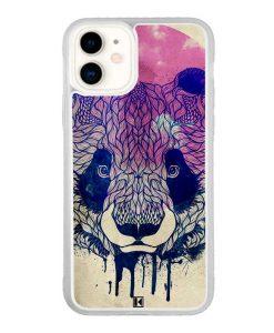 Coque iPhone 11 – Panda Face