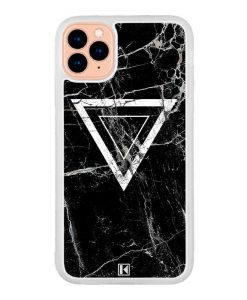 Coque iPhone 11 Pro – Black marble