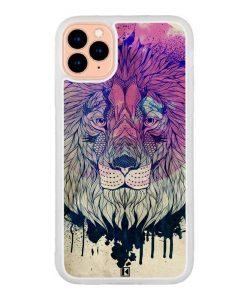 Coque iPhone 11 Pro – Lion Face