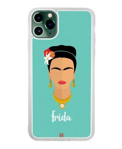 Coque iPhone 11 Pro Max – Frida Kahlo