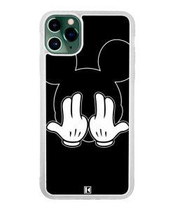 Coque iPhone 11 Pro Max – Mickey Jul