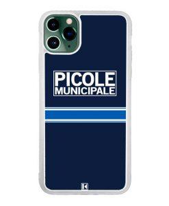 Coque iPhone 11 Pro Max – Picole Municipale