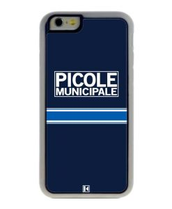 Coque iPhone 6 / 6s – Picole Municipale