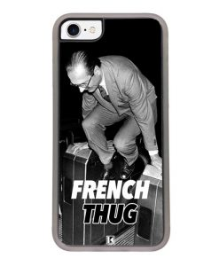 Coque iPhone 7 / 8 – Chirac French Thug